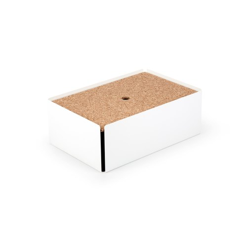 CHARGE-BOX white cork
