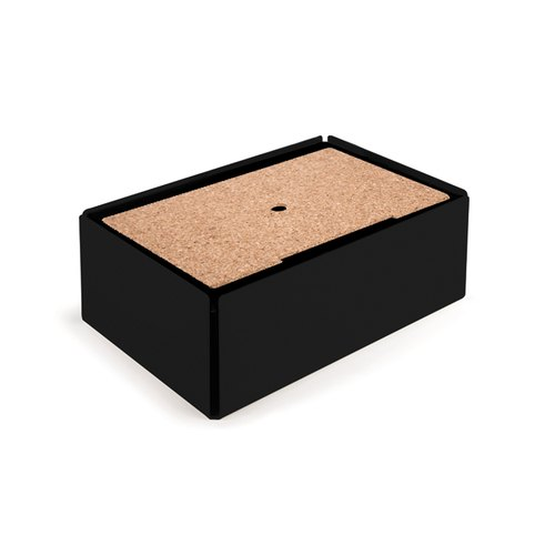 CHARGE-BOX black cork
