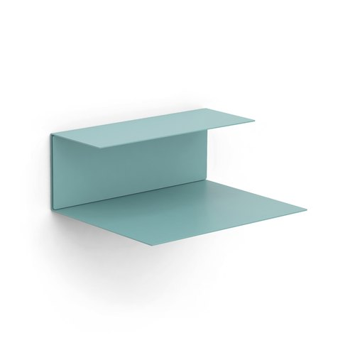 EL WALL turquoise pastel