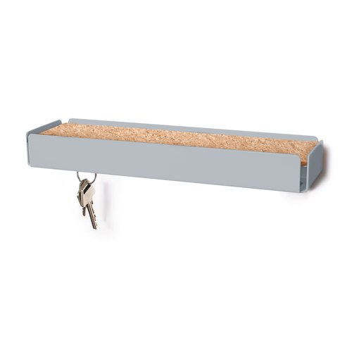 KEY-BOX squirrel grey cork