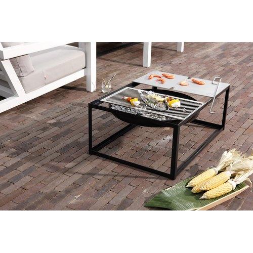 designer grill aus edelstahl slide von konstantin slawinski. Black Bedroom Furniture Sets. Home Design Ideas