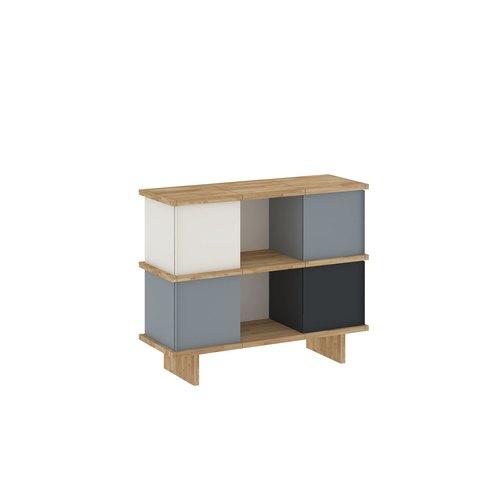 Holz Sideboard Mit Metall Yu Sideboard 3x2 Von Konstantin Slawinski