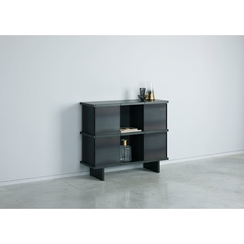 YU SIDEBOARD / 3x2 / MDF white / white, grey, black