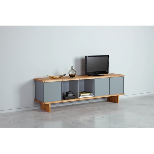 YU SIDEBOARD / 5x1 / oak tree oiled / white