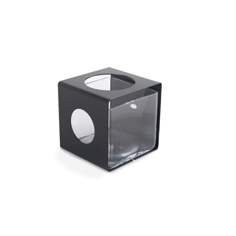 design blumenvase aus glas metall aliacta konstantin slawinski. Black Bedroom Furniture Sets. Home Design Ideas