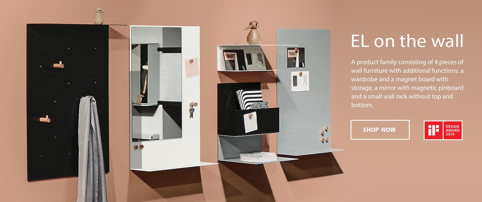 Konstantin Slawinski - Online Shop for Home design & Accessories